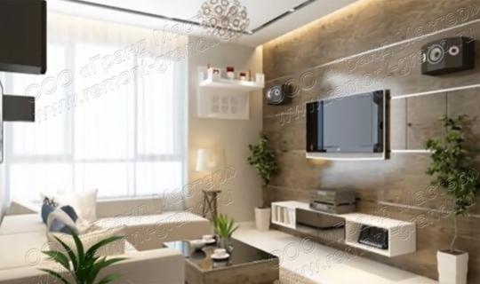 Ремонт квартир в новостройке в Лобне, цены на ремонт за