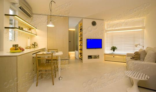 Ремонт ванной под ключ в Москве и Подмосковье
