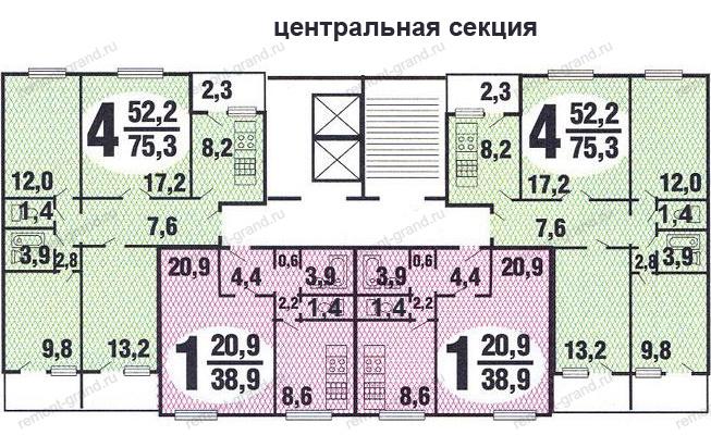 Ремонт квартир - примеры работ, цены на дизайн и ремонт